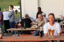 Abends beim Bier