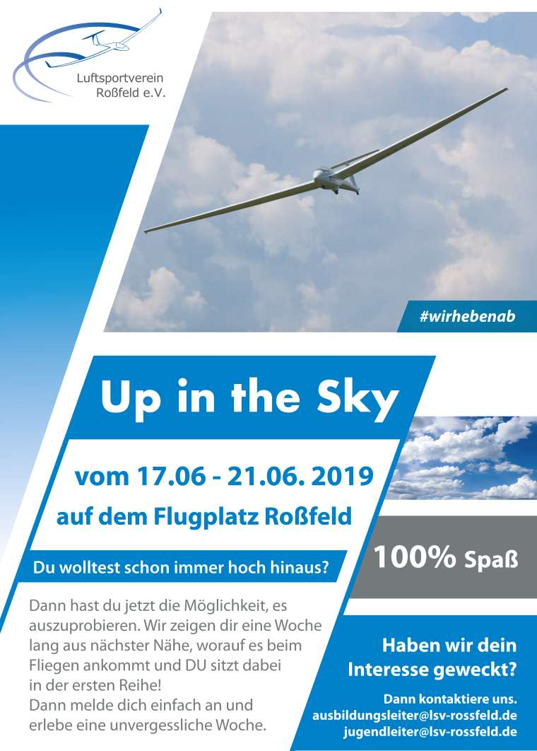 Up in the Sky 2019 links